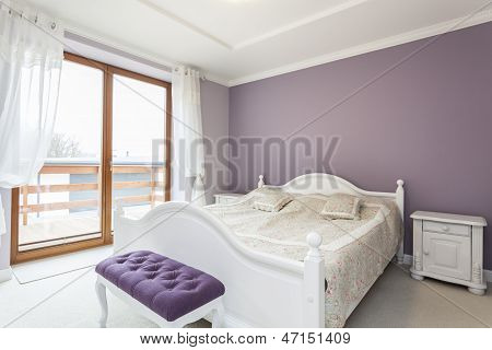 Tuscany - Bedroom