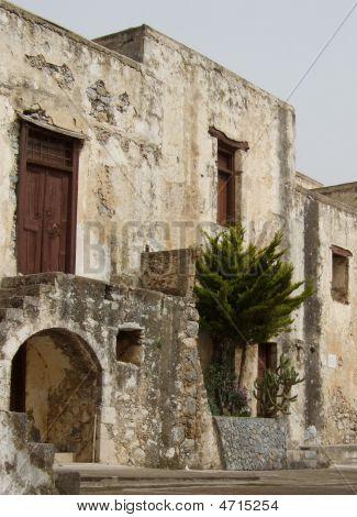 Preveli Monastery Buildings