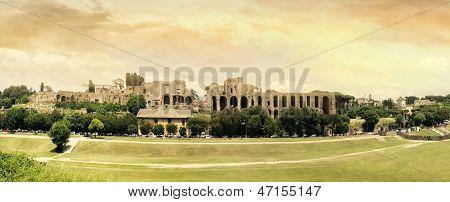 Circus Maximus Panoramic