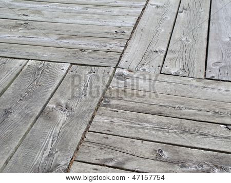 Wooden Deck Pattern