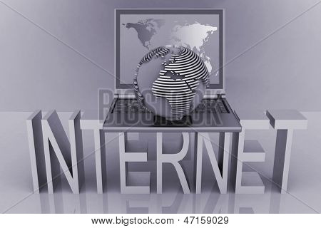 global network the internet