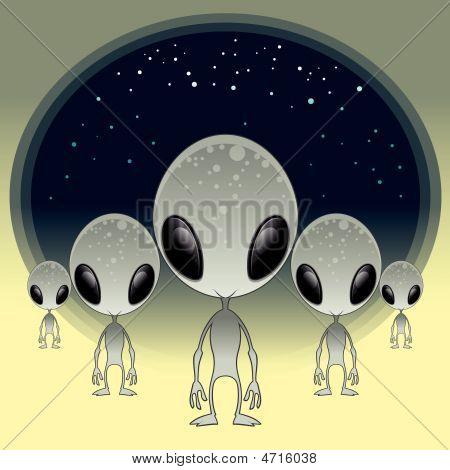 Greys - Ufo