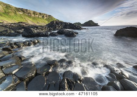 The Giants Causeway North Ireland Landscape