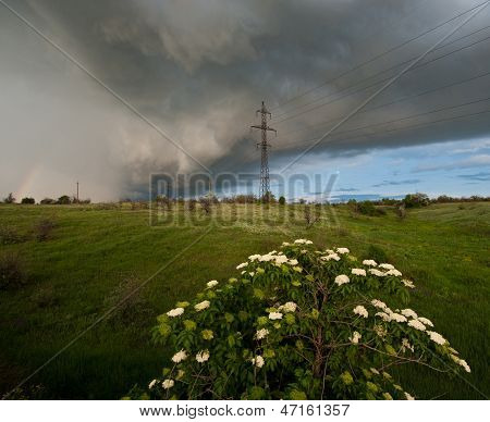 Wind And Thundercloud