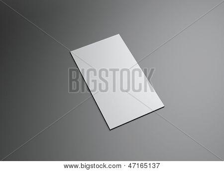 Namecard verticaal links