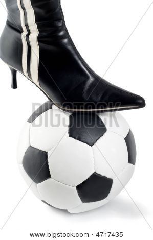 Boots On Ball Soccer