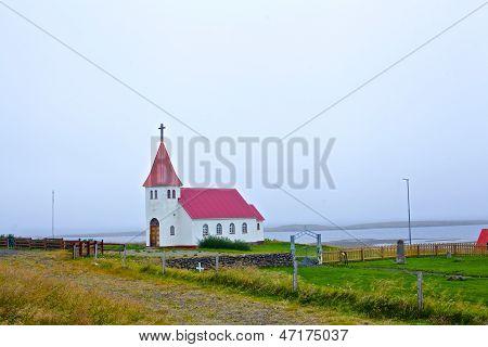 church on iceland