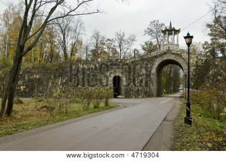 Alexander Park (tsarskoe Selo- Pushkin)