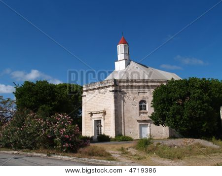 St. Peter's Anglican Church In Parham Town Antigua Barbuda