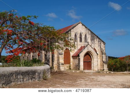 Gilbert Memorial Methodist Church In Antigua Barbuda