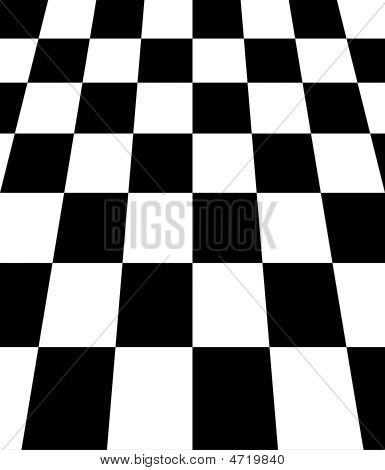 Checkerboard Perspective