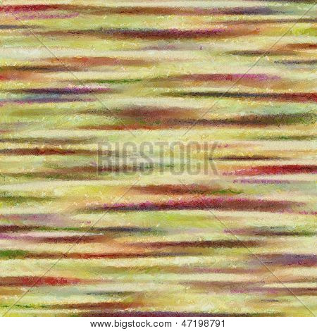 Computer Designed Impressionist-style Background