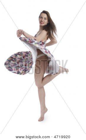 Beautiful Girl Dancing