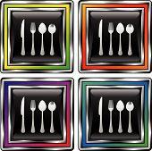 Blackbox-eating-utencils