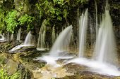 Los Chorros Waterfalls-Costa Rica