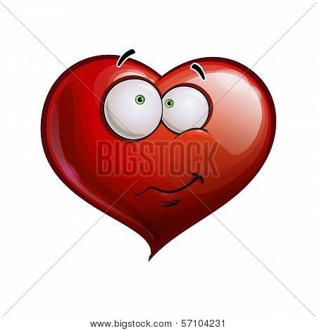 Heart Faces Happy Emoticons - Wandering