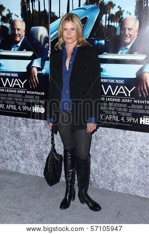 Mariel Hemingway at HBO's