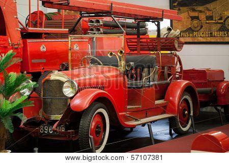 Automobile Museum Valencay