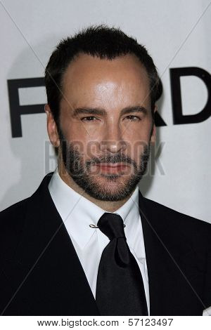 Tom Ford at the Tom Ford Beverly Hills Store Opening, Tom Ford, Beverly Hills, CA. 02-24-11