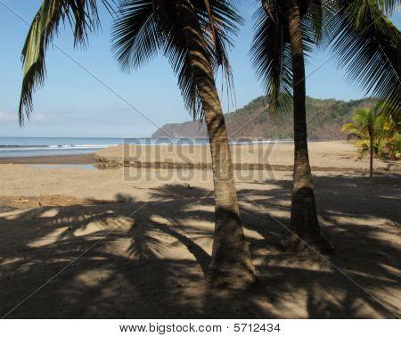 Beach Shadowed
