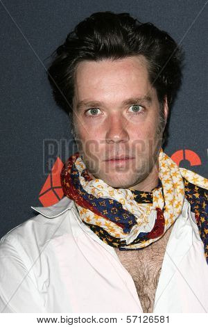 Rufus Wainwright at the Gucci and Rocnation Private Pre Grammy Brunch, Soho House, Los Angeles, CA. 02-12-11