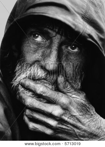 Homeless Portraiture