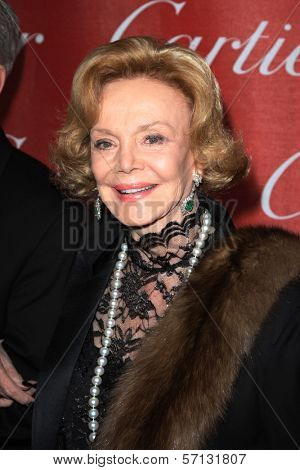 Barbara Sinatra at the 23rd Annual Palm Springs International Film Festival Awards Gala, Palm Springs Convention Center, Palm Springs, CA 01-07-12