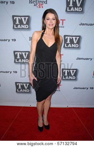 Jane Leeves  at the