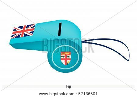 A Whistle of The Republic of Fiji