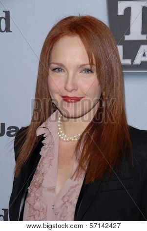 Amy Yasbeck  at the