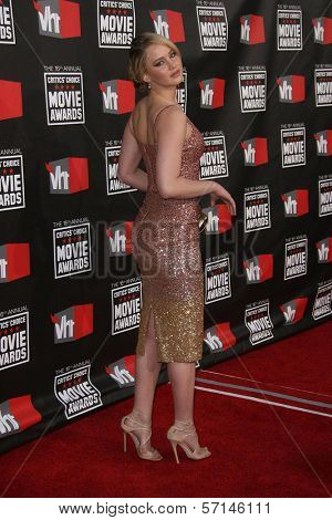 Jennifer Lawrence at the 16th Annual Critics' Choice Movie Awards Arrivals, Hollywood Palladium, Hollywood, CA. 01-14-11