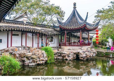 Garden In Suzhou