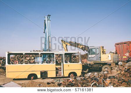 Junk Yard