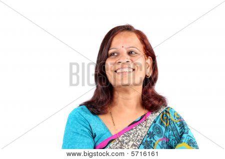 Modern Marwadi Woman