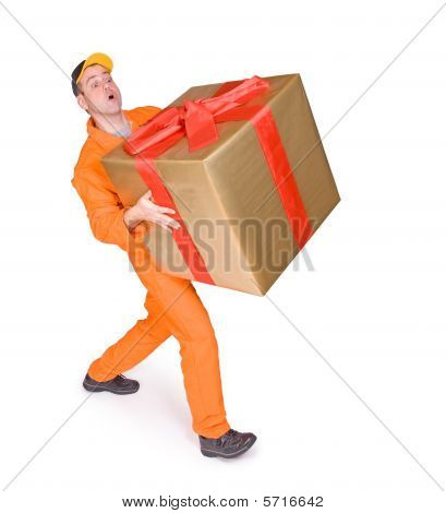supplier and box