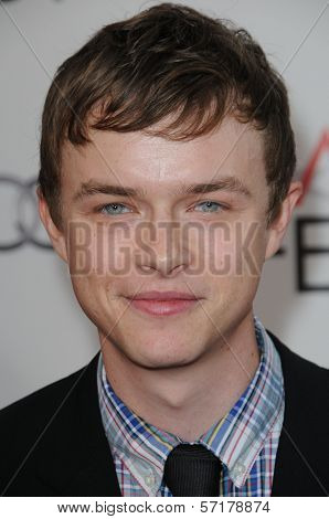 Dane DeHaan  at the