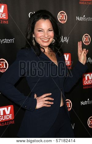 Fran Drescher at TV Guide Magazine's