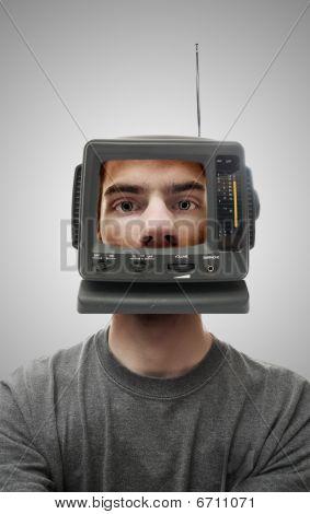 TV-Kopf