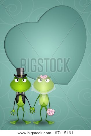 Frog Spouses