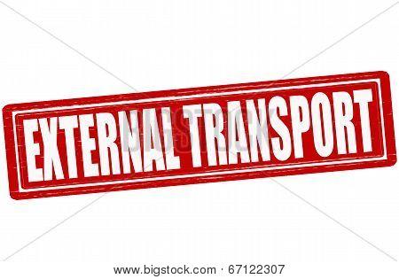 External Transport