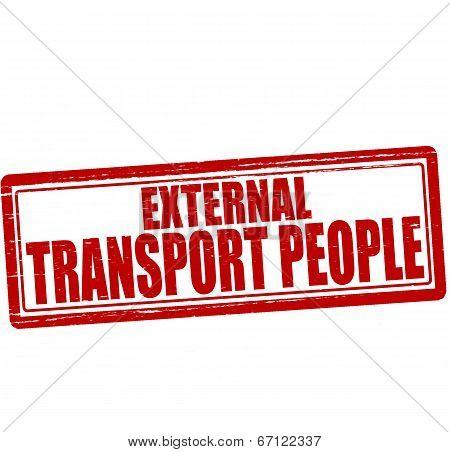External Transport People