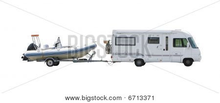Travel Mobile Home