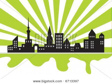Make a city green