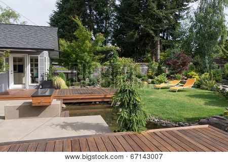 Backyard Retreat