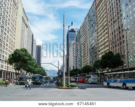 Avenida Presidente Vargas