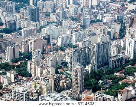 Cityscape Botafogo Brasil