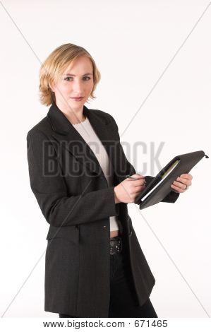 Female Inspector #5