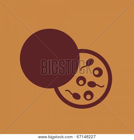 Maternity Flat Icon