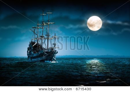 Flying Dutchman - velero