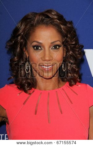 LOS ANGELES - JUN 19:  Holly Robinson Peete at the